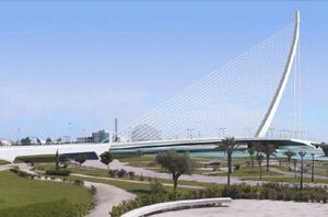 Puente de 9 d´Octubre - Valencia